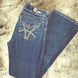 KUT from the Kloth Denim Blue Jeans — 6